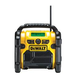 DeWalt  DCR020-GB 18V XR Compact Digital DAB Radio