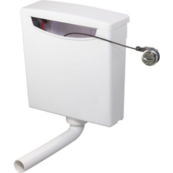 Unicompact Concealed Cistern  - 61723 - from Toolstation