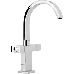 Deva Deva Edge Mono Mixer Kitchen Tap  - 61827 - from Toolstation