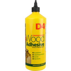 Everbuild D4 Wood Glue 1L - 61864 - from Toolstation