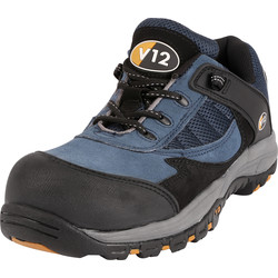 V12 Footwear Pitstop Plumbers Safety Trainers Size 9 - 61876 - from Toolstation
