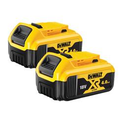 DeWalt DCK276 18V XR Combi Drill & Impact Driver Twin Pack