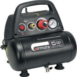SIP SIP 05295 Airmate 6L 1.5hp Compressor TN1.5/6.0 230V - 61926 - from Toolstation