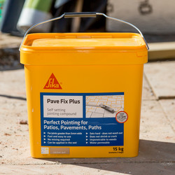 Sika PaveFix Plus Jointing Compound
