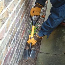 Roughneck Micro Round Shovel