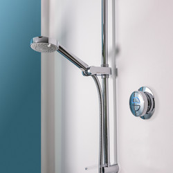 Aqualisa Quartz Digital Divert Thermostatic Shower