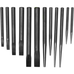 Chisel Punch & Chisel Set  - 62023 - from Toolstation