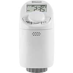 Cassellie Digital Radiator Thermostat Bluetooth - 62084 - from Toolstation