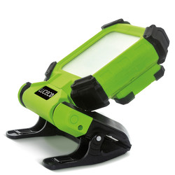 Luceco Rechargeable Clamp Worklight IP54