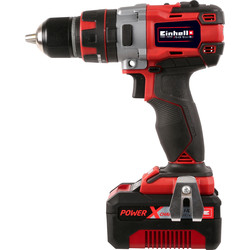 Einhell Einhell PXC TE CD18Li-I BL Power X-Change 18V Li-Ion Cordless Brushless Combi Drill 1 x 4.0Ah - 62183 - from Toolstation