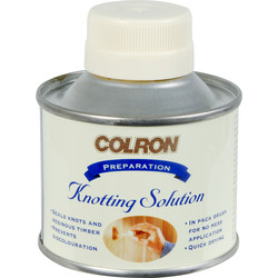 Ronseal Colron Knotting Solution 125ml - 62212 - from Toolstation
