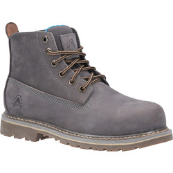 Amblers Safety Amblers AS105 Ladies Safety Boots Grey Size 4 - 62258 - from Toolstation
