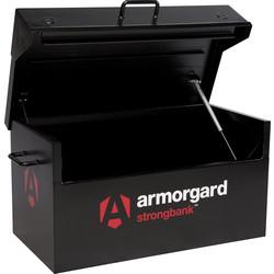 Armorgard Armorgard Strongbank Van Box 1030 x 565 x 480mm - 62314 - from Toolstation