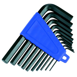 Allen Hex Key Set Metric - 62318 - from Toolstation