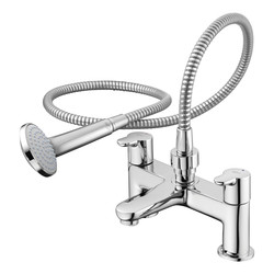 Ideal Standard Ideal Standard Concept Blue Mixer Tap Bath Shower Mixer - 62404 - from Toolstation
