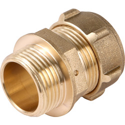 "Conex Banninger Conex 302 Compression Male Connector 28mm x 1"" - 62613 - from Toolstation"