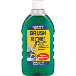 Everbuild Brush Restorer 500ml - 62623 - from Toolstation