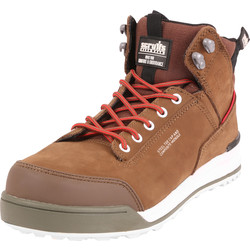 Scruffs Scruffs Switchback Nubuck Safety Boots Brown Size 8 (42) - 62704 - from Toolstation