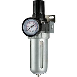 "Draper Draper Air Regulator 1/4"" - 62734 - from Toolstation"