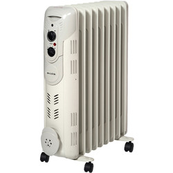 Glen Glen 2kW Oil Filled Radiator  - 62740 - from Toolstation