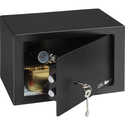 Burgwachter Burg-Wächter Favor Key Locking Safe 9.5L S3 K - 62802 - from Toolstation