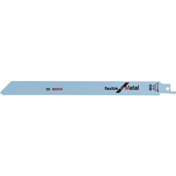 Bosch Bosch Sabre Saw Blade Metal S1122AF - 62925 - from Toolstation