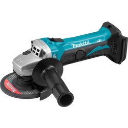 Makita Makita DGA452Z 18V 115mm Cordless Angle Grinder Body Only - 62974 - from Toolstation