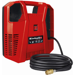Einhell Einhell TC-AC190/8 1.5Hp Oil Free Portable Air Compressor 230V - 63013 - from Toolstation