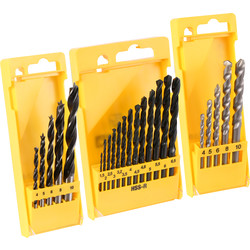 DeWalt DeWalt Combination Drill Bit Set  - 63071 - from Toolstation