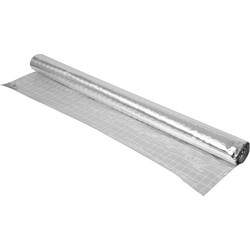 YBS Insulation YBS Radiator Reflector Foil 500mm x 4m - 63102 - from Toolstation