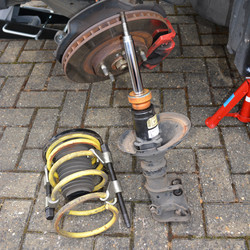 Hilka Heavy Duty Coil Spring Compressor