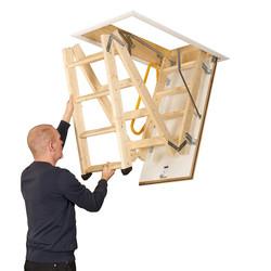 TB Davies EnviroFold Loft Ladder