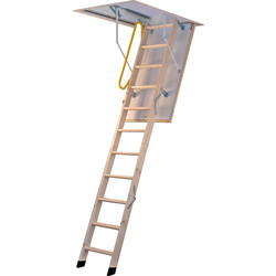 TB Davies TB Davies EnviroFold Loft Ladder  - 63295 - from Toolstation