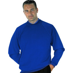 Sweatshirt X Large Royal Blue