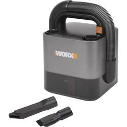 Worx Worx WX030.1 20V Max Cordless Car Vacuum Cleaner 1 x 2.0Ah - 63341 - from Toolstation