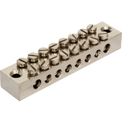 Earth Block 8 Way - 63372 - from Toolstation