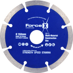 Toolpak General Purpose Concrete & Stone Diamond Blade 150 x 22mm - 63406 - from Toolstation