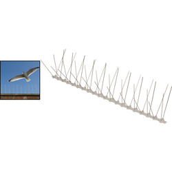 Pest-Stop Pest-Stop Professional Bird Spikes 50cm - 63456 - from Toolstation