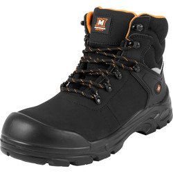 Maverick Safety Maverick Griffen Safety Boots Size 10 - 63501 - from Toolstation
