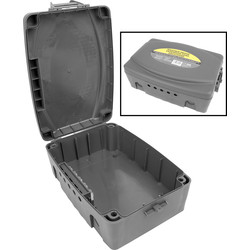 SMJ IP54 Weather Proof Enclosure  - 63560 - from Toolstation