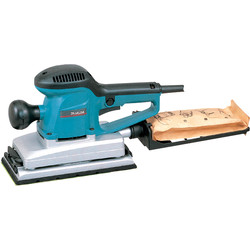 Makita Makita BO4900 330W 1/2 Sheet Sander 240V - 63621 - from Toolstation