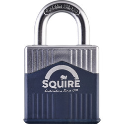 Squire Squire Warrior Padlock 45 x 8 x 26mm - 63716 - from Toolstation