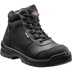 Dickies Dickies Andover Boots Black Size 10 - 63796 - from Toolstation