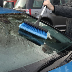 Streetwize Wash Brush & Extension Pole