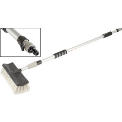Wash Brush & Extension Pole