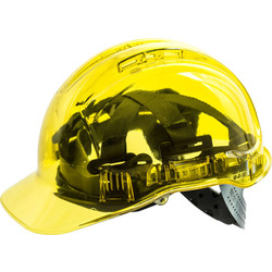 Portwest Peakview Safety Helmet Yellow - 63942 - from Toolstation