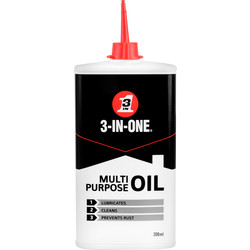 3 In One Oil 200ml - 64015 - from Toolstation