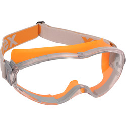Uvex Uvex Ultrasonic Safety Goggles  - 64367 - from Toolstation