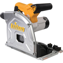 Triton Triton TTS1400 1400W 165mm Plunge Track Saw 240V - 64390 - from Toolstation