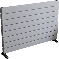 Ximax Ximax Oxford Duo Horizontal Designer Radiator 595 x 900mm 3010Btu White - 64395 - from Toolstation